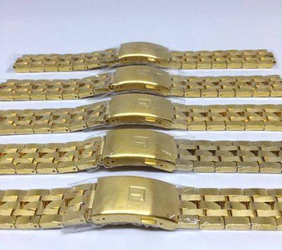 Dây kim loại đồng hồ Tissot PRC200 Chronograph