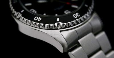 Đồng hồ Orient Black Mako II SAA02001B3