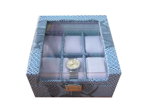 Vali đựng đồng hồ hình vuông
