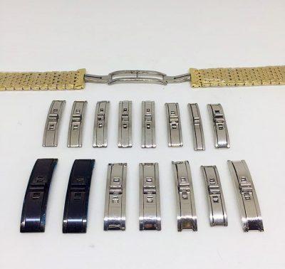 Các loại khóa dây đồng hồ