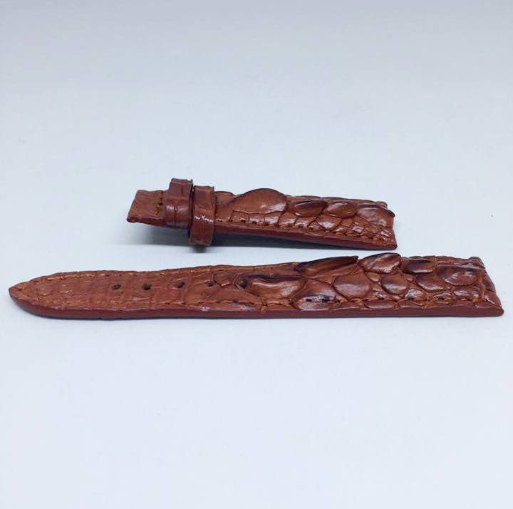 Dây da cá sấu handmade